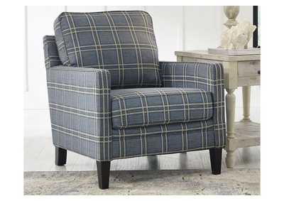 Traemore Linen Accent Chair Roberts Furniture Amp Mattress