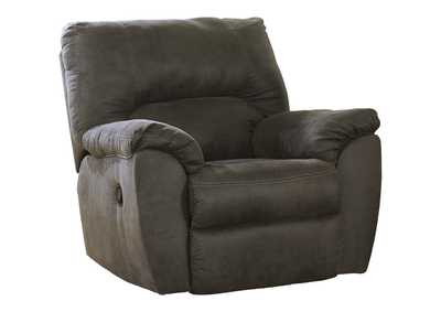Tambo Pewter Rocker Recliner