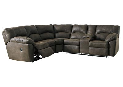 Image for Tambo Brown Sectional