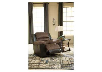 Image for Earhart Chestnut Rocker Recliner