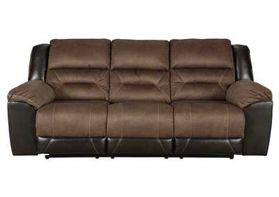 Image for Earhart Chestnut Reclining Sofa