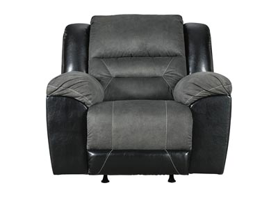 Image for Earhart Slate Rocker Recliner