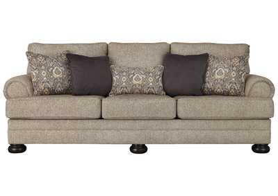 Kananwood Oatmeal Queen Sofa Sleeper,Signature Design By Ashley