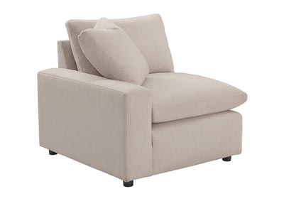 Image for Savesto Ivory LAF Corner Chair