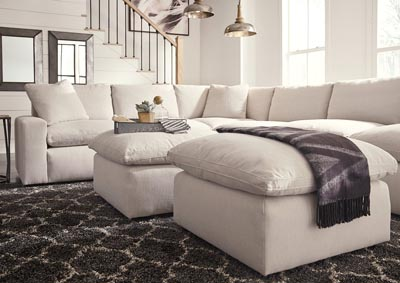 Savesto Ivory 6 Piece Sectional,Signature Design By Ashley