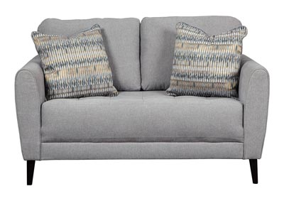 Cardello Steel Loveseat
