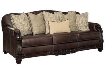 Image for Embrook Chocolate Sofa