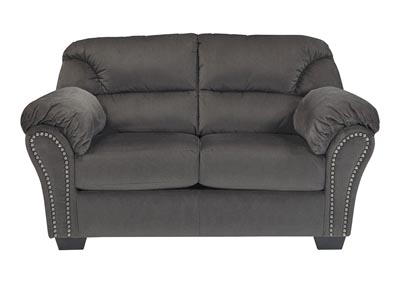Kinlock Charcoal Loveseat