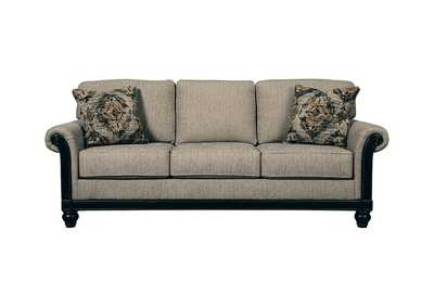 Blackwood Taupe Queen Sofa Sleeper