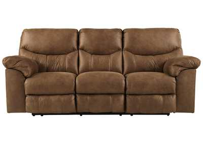 Image for Boxberg Bark Reclining Sofa