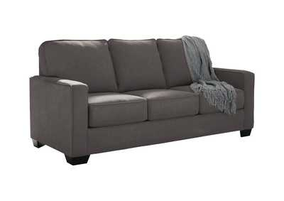 Image for Zeb Charcoal Full Sofa Sleeper