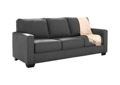 Image for Zeb Charcoal Queen Sofa Sleeper