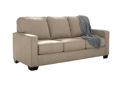 Image for Zeb Quartz Full Sofa Sleeper
