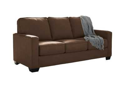 Image for Zeb Espresso Full Sofa Sleeper