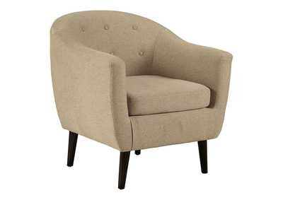 Image for Klorey Khaki Accent Chair