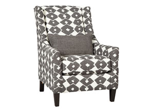 Brace Granite Accent Chair