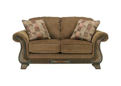 Image for Montgomery Mocha Loveseat