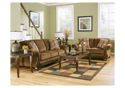 Image for Montgomery Mocha Sofa & Loveseat