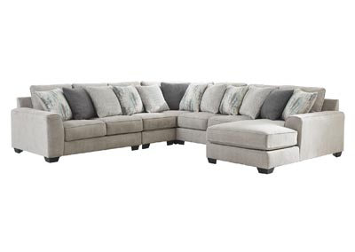 Image for Ardsley 5-Piece Sectional with Chaise
