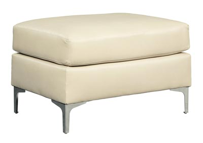 Tensas Ice Ottoman,Signature Design By Ashley