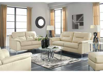 Tensas Ice Sofa & Loveseat,Signature Design By Ashley