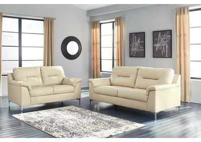 Tensas Ice Sofa Loveseat