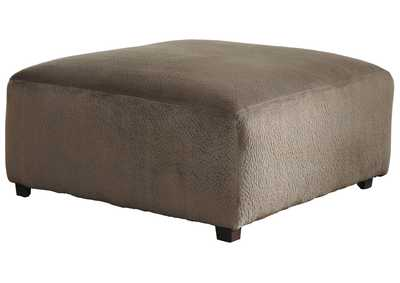 Image for Jessa Place Dune Oversized Accent Ottoman
