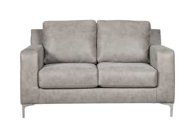 Image for Ryler Steel Loveseat
