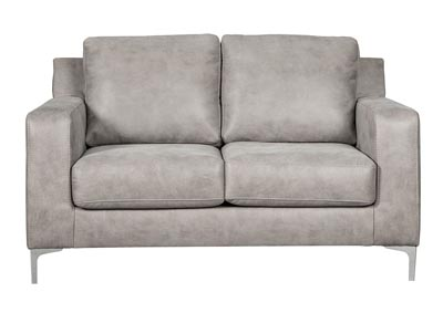 Ryler Steel Loveseat