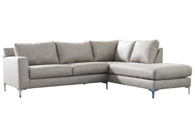 Ryler Steel RAF Chaise Sectional