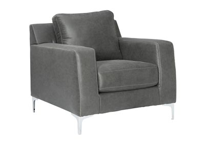 Ryler Charcoal Chair