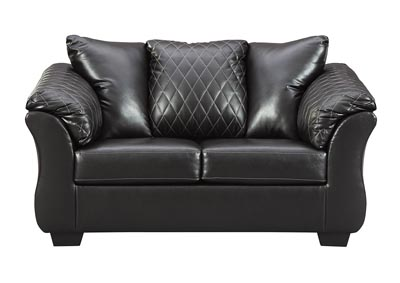 Image for Bertrillo Black Loveseat