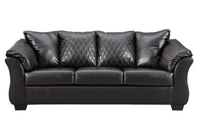 Bertrillo Black Sofa