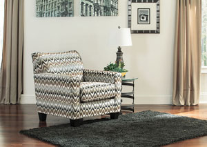 Gayler Steel Accent Chair
