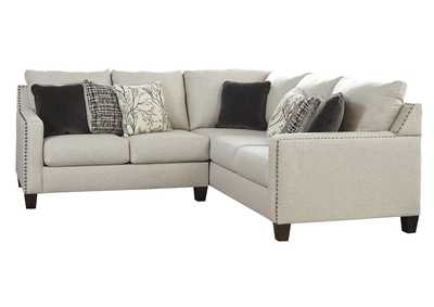 Hallenberg Fog LAF Chaise Sectional