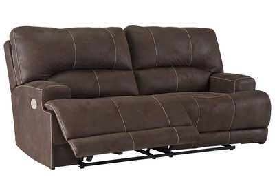 Image for Kitching Java Power Reclining Sofa