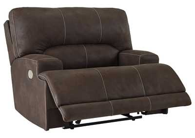 Image for Kitching Java Oversized Power Recliner