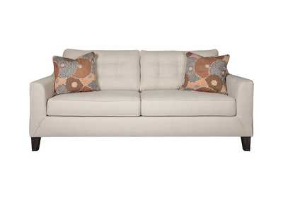 Image for Benissa Alabaster Fabric Sofa