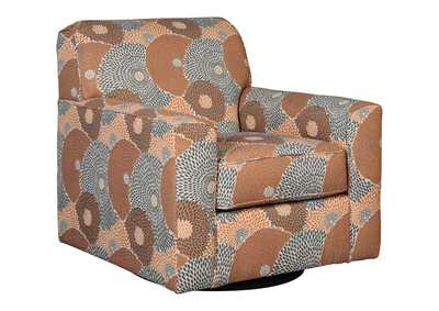 Image for Benissa Mango Swivel Accent Chair