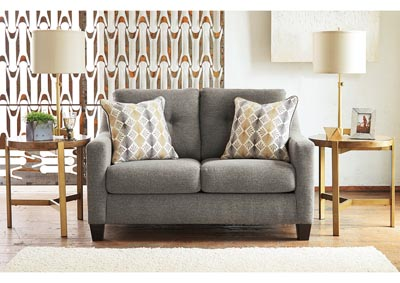 Image for Daylon Graphite Loveseat