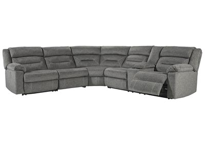 Malmaison Gray 4 Piece Sectional