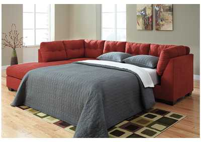 Maier Sienna Left Arm Facing Chaise End Sleeper Sectional