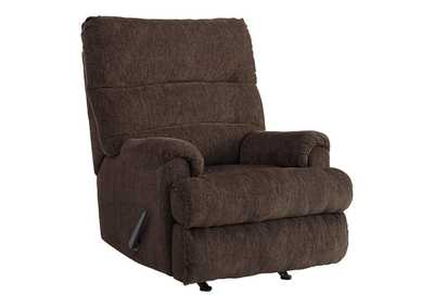 Man Fort Brown Recliner