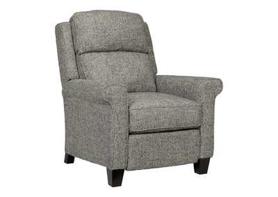 Evanside Gray Power Recliner