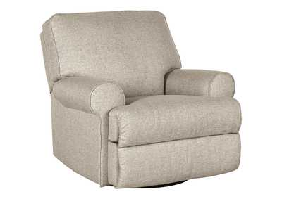 Image for Ferncliff Sepia Swivel Glider Recliner