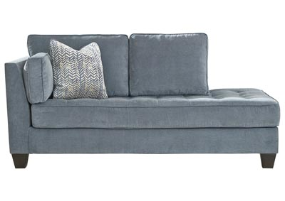 Sciolo Cobalt Left Facing Corner Chaise