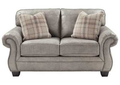 Image for Olsberg Steel Loveseat