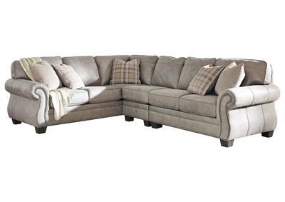Image for Olsberg Steel RAF Sectional