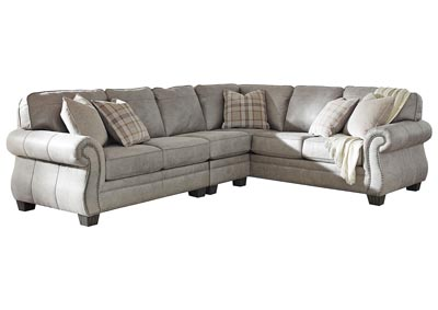 Image for Olsberg Steel LAF Sectional