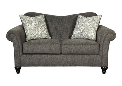Praylor Slate Loveseat